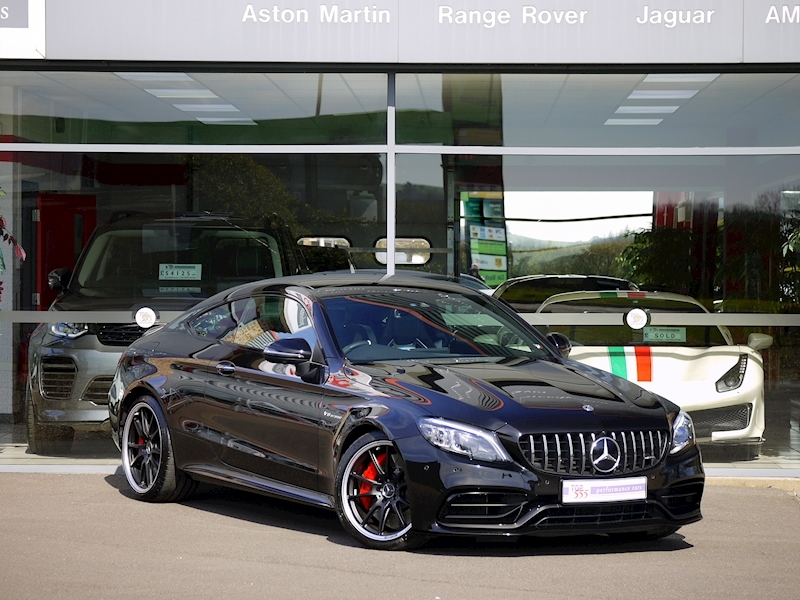 Mercedes-Benz C63 S AMG 4.0 Premium Plus Coupe - Large 42