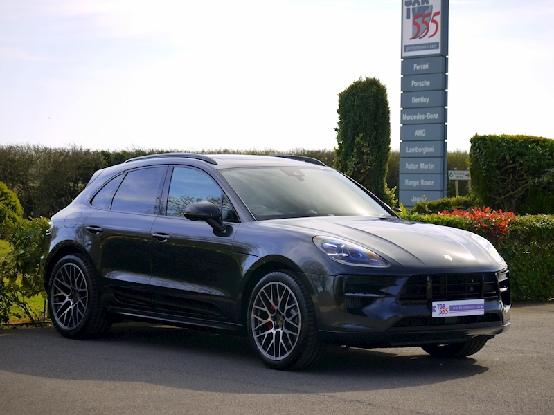 Porsche Macan GTS 2.9T PDK - New Model - Large 20