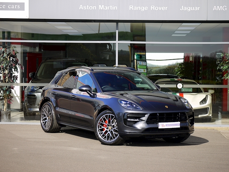 Porsche Macan GTS 2.9T PDK - New Model - Large 37