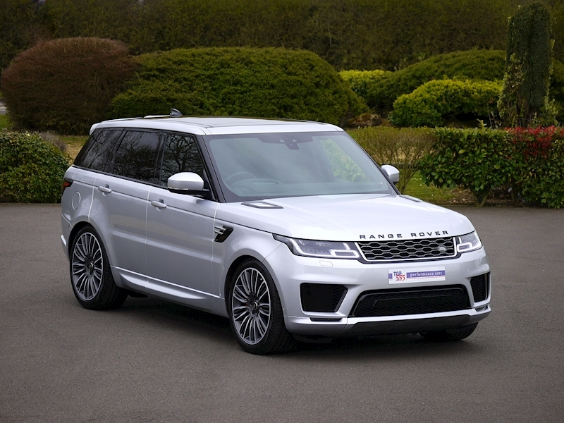 Land Rover Range Rover Sport V8 Supercharged Autobiography Dynamic - Large 1