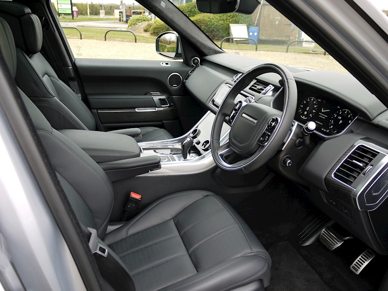 Land Rover Range Rover Sport V8 Supercharged Autobiography Dynamic - Large 2