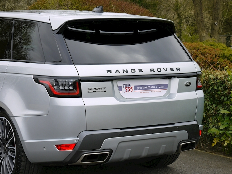 Land Rover Range Rover Sport V8 Supercharged Autobiography Dynamic - Large 5