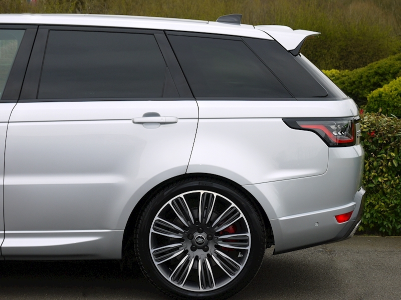 Land Rover Range Rover Sport V8 Supercharged Autobiography Dynamic - Large 4
