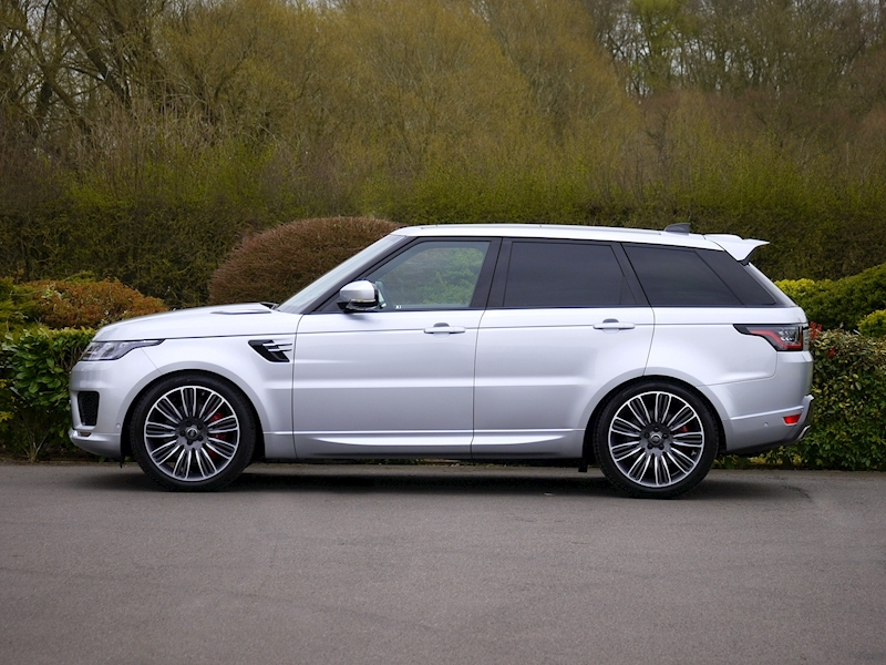 Land Rover Range Rover Sport V8 Supercharged Autobiography Dynamic - Large 6