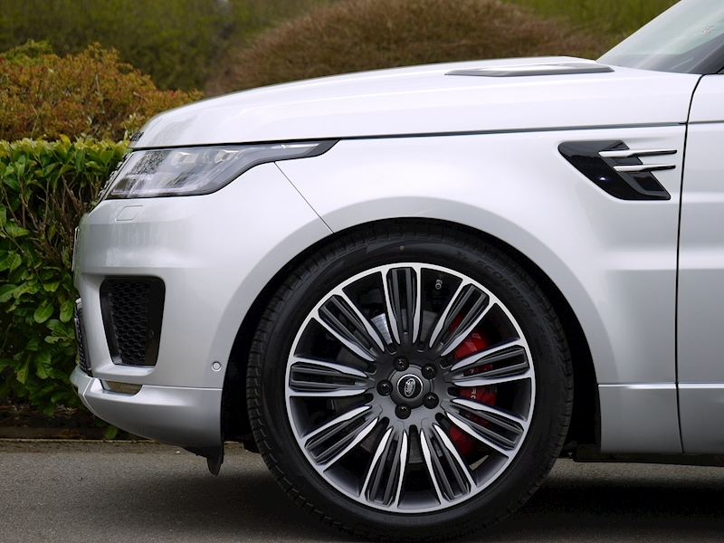 Land Rover Range Rover Sport V8 Supercharged Autobiography Dynamic - Large 13