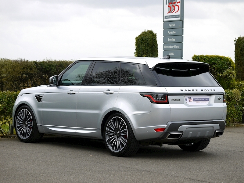 Land Rover Range Rover Sport V8 Supercharged Autobiography Dynamic - Large 17
