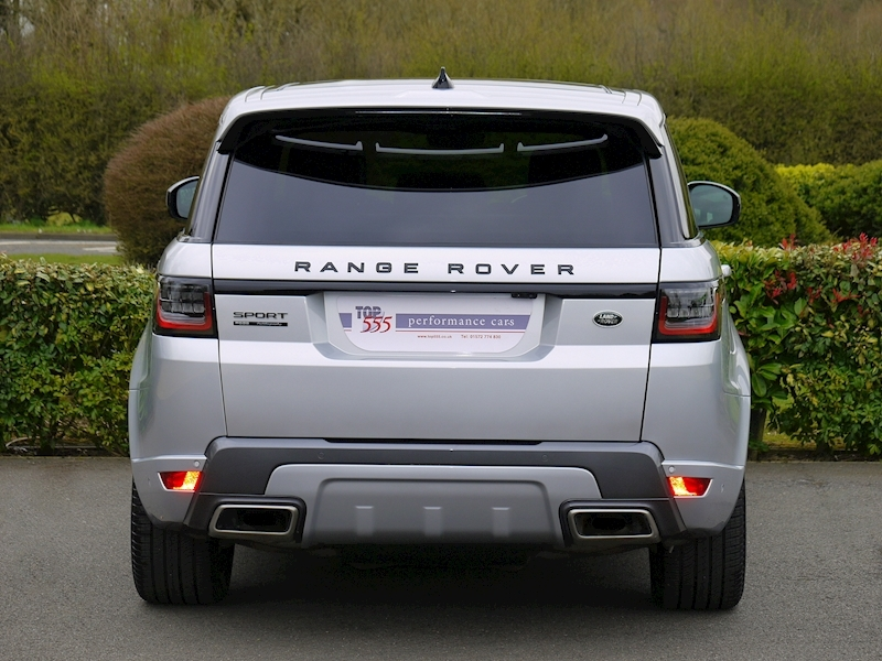 Land Rover Range Rover Sport V8 Supercharged Autobiography Dynamic - Large 18