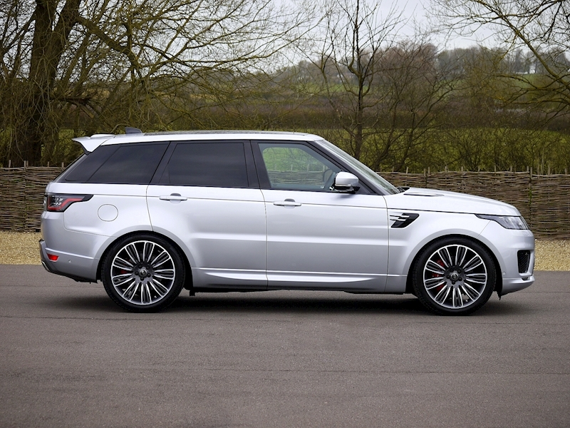 Land Rover Range Rover Sport V8 Supercharged Autobiography Dynamic - Large 19