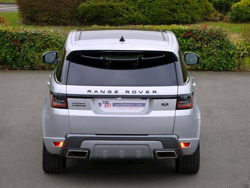 Land Rover Range Rover Sport V8 Supercharged Autobiography Dynamic - Large 21