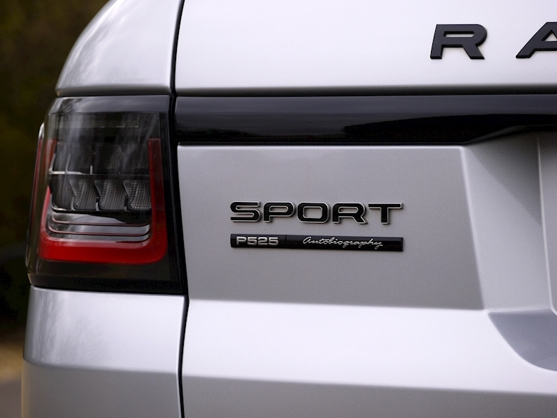 Land Rover Range Rover Sport V8 Supercharged Autobiography Dynamic - Large 22