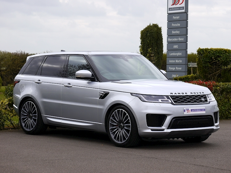 Land Rover Range Rover Sport V8 Supercharged Autobiography Dynamic - Large 23