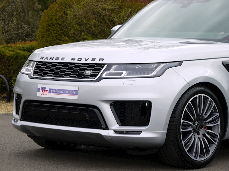 Land Rover Range Rover Sport V8 Supercharged Autobiography Dynamic - Large 25