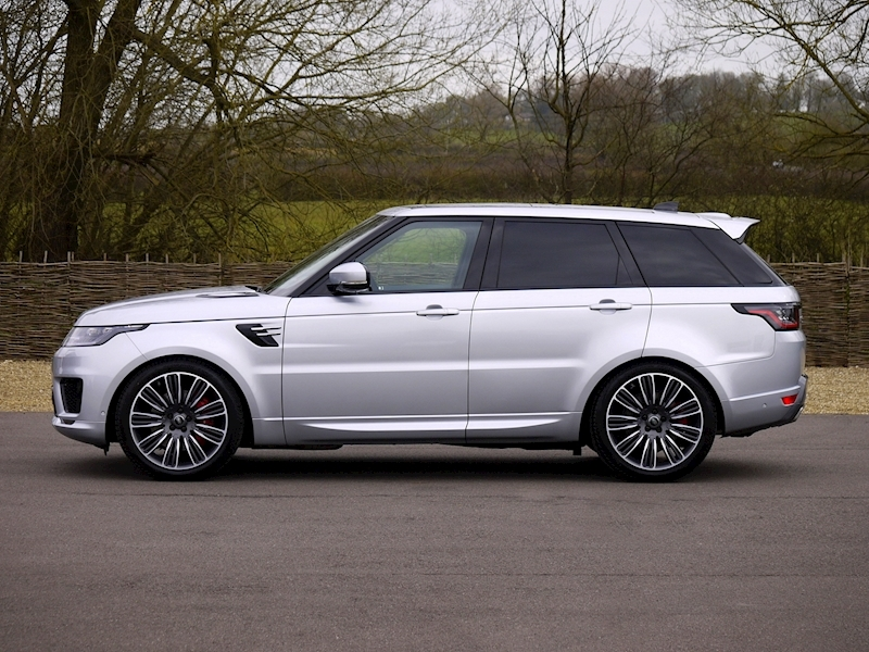 Land Rover Range Rover Sport V8 Supercharged Autobiography Dynamic - Large 26