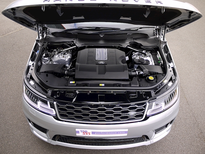 Land Rover Range Rover Sport V8 Supercharged Autobiography Dynamic - Large 28