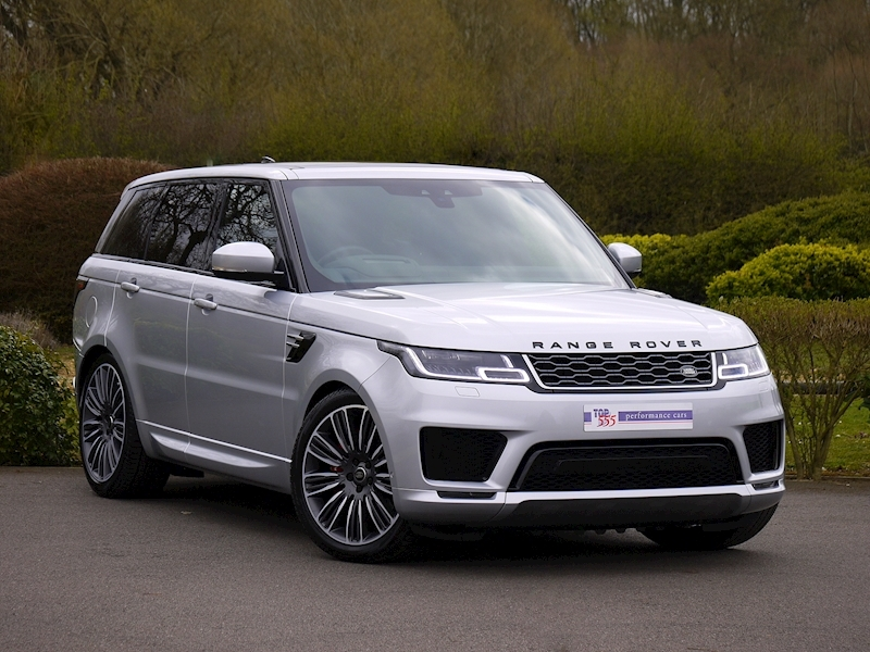 Land Rover Range Rover Sport V8 Supercharged Autobiography Dynamic - Large 30