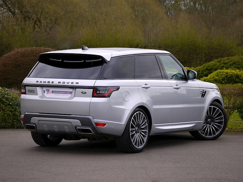 Land Rover Range Rover Sport V8 Supercharged Autobiography Dynamic - Large 31