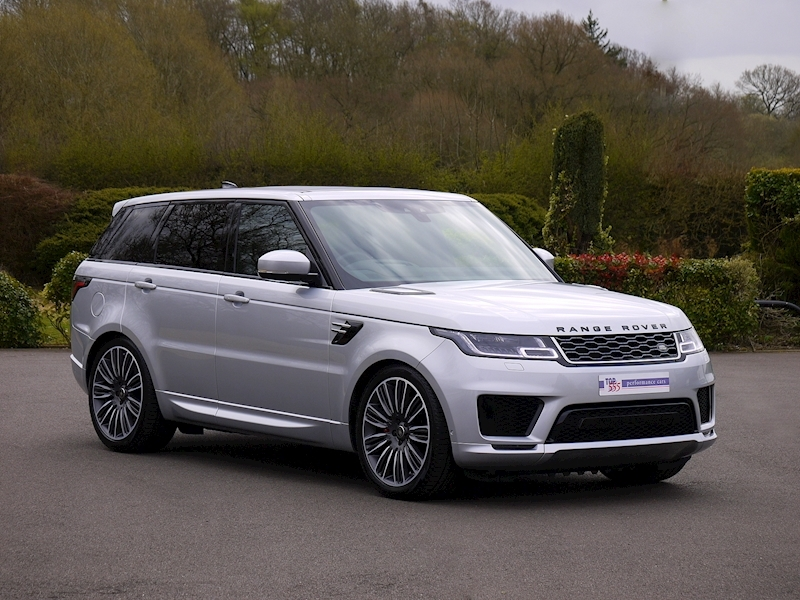 Land Rover Range Rover Sport V8 Supercharged Autobiography Dynamic - Large 38