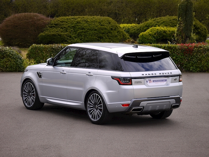 Land Rover Range Rover Sport V8 Supercharged Autobiography Dynamic - Large 0
