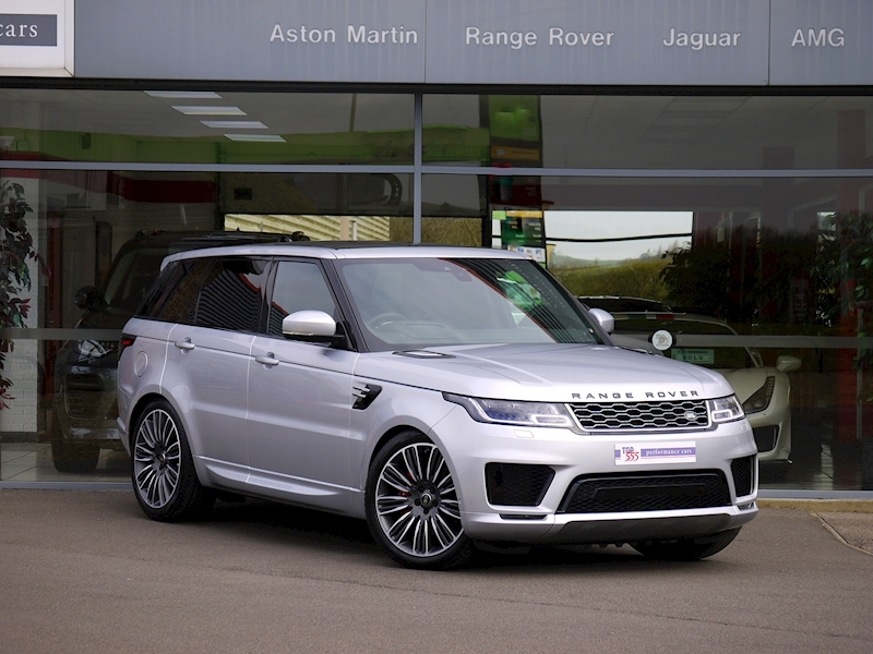 Land Rover Range Rover Sport V8 Supercharged Autobiography Dynamic - Large 39