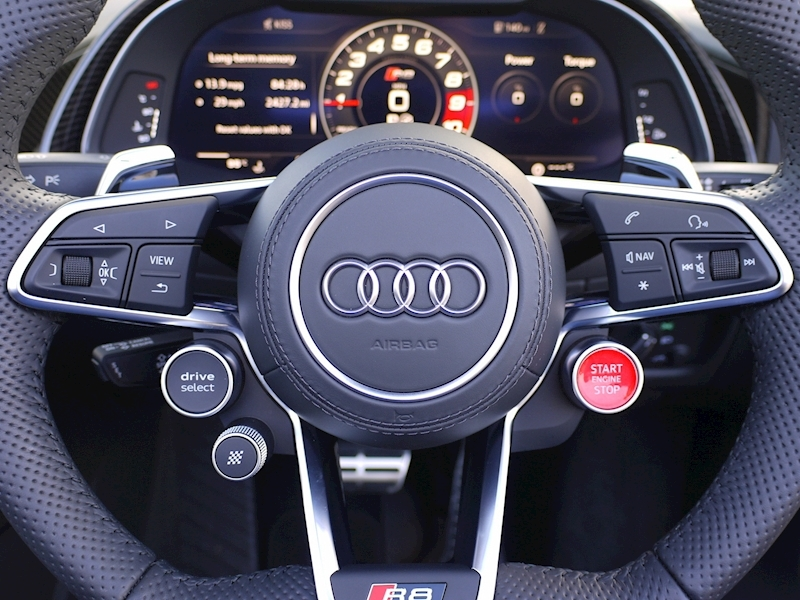 Audi R8 V10 Spyder Performance Carbon Black Edition - Large 35