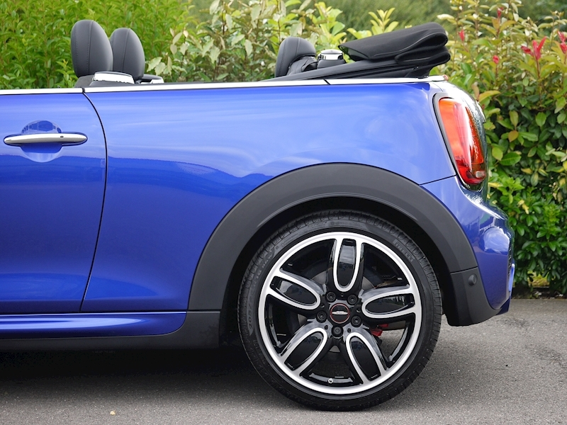 Mini Convertible John Cooper Works 2.0 Sport Automatic - Large 7