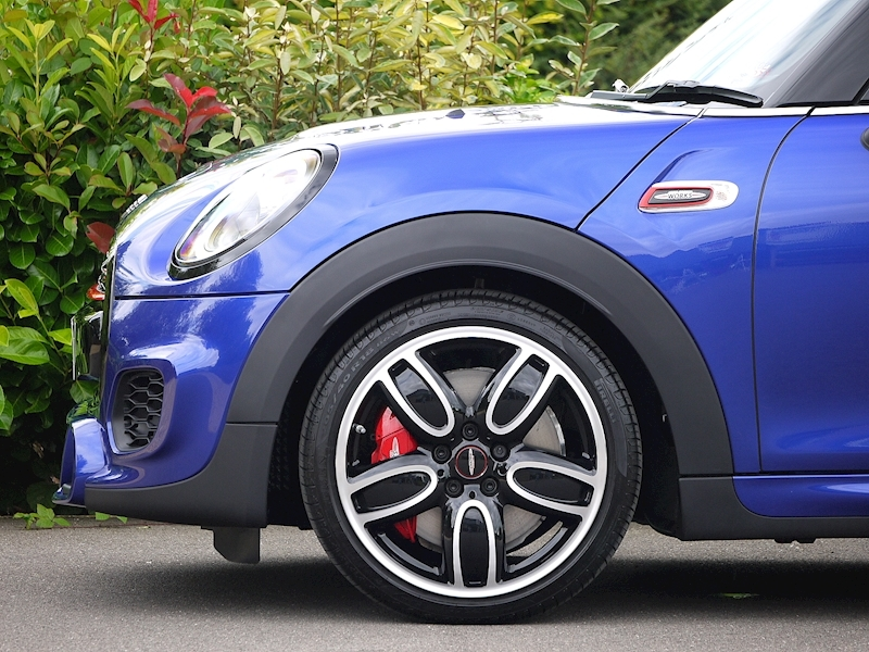 Mini Convertible John Cooper Works 2.0 Sport Automatic - Large 9