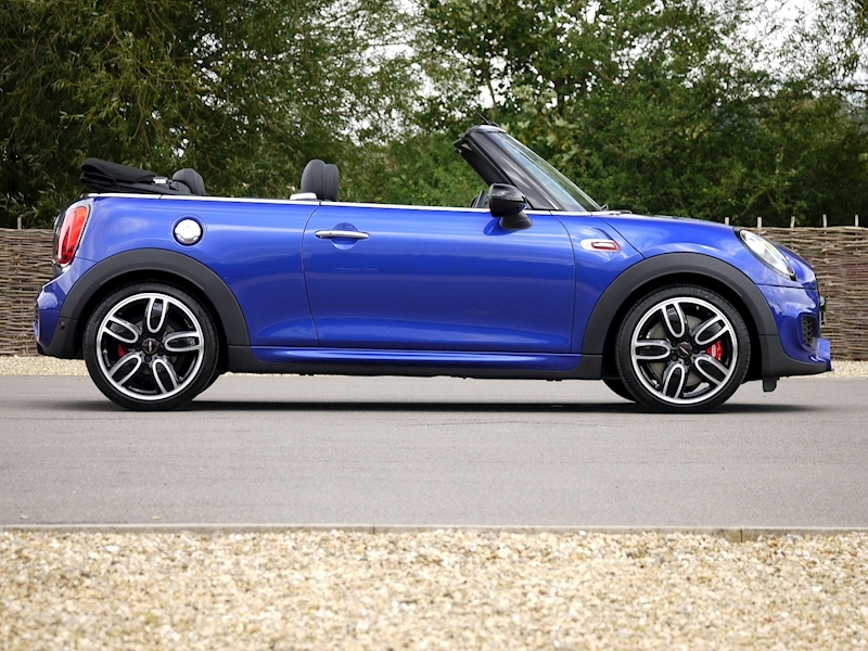 Mini Convertible John Cooper Works 2.0 Sport Automatic - Large 13