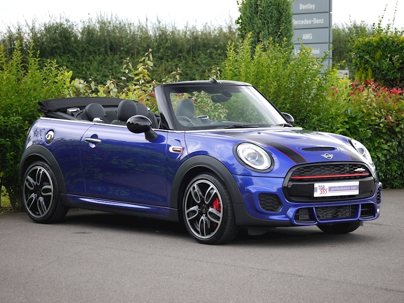 Mini Convertible John Cooper Works 2.0 Sport Automatic - Large 19