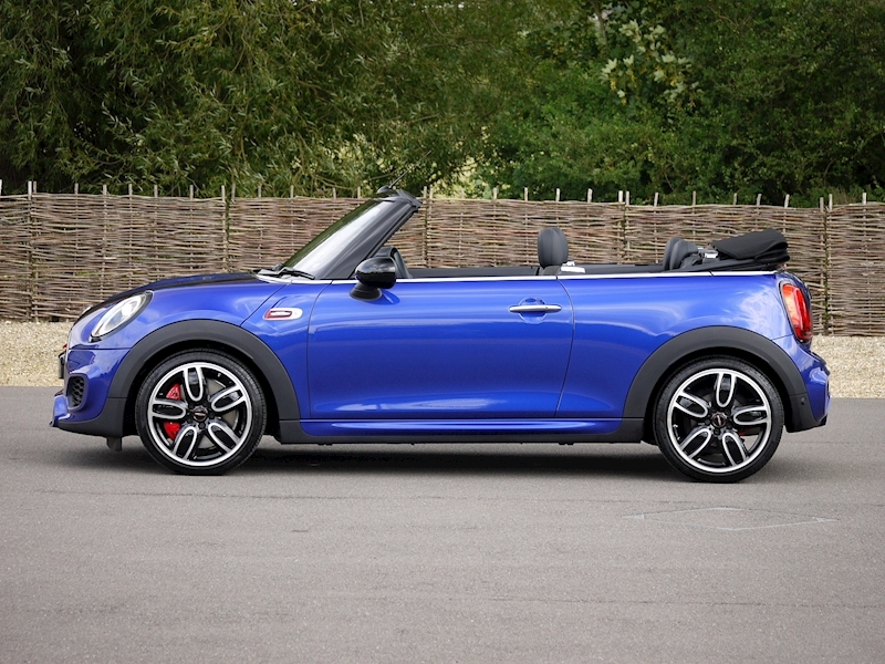 Mini Convertible John Cooper Works 2.0 Sport Automatic - Large 22