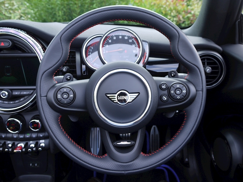 Mini Convertible John Cooper Works 2.0 Sport Automatic - Large 27