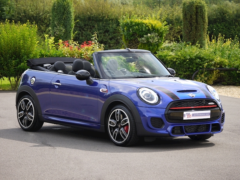 Mini Convertible John Cooper Works 2.0 Sport Automatic - Large 29