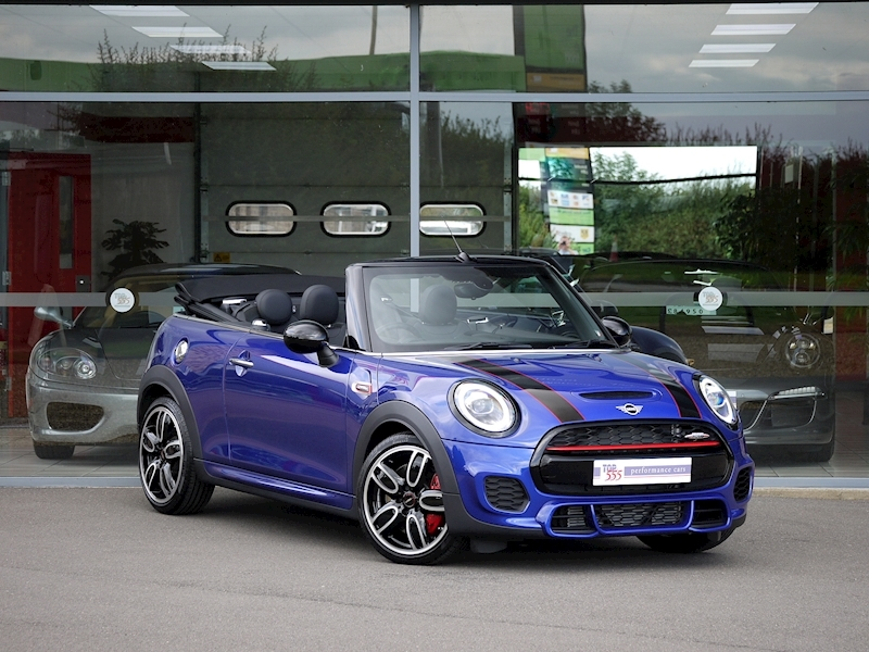 Mini Convertible John Cooper Works 2.0 Sport Automatic - Large 31