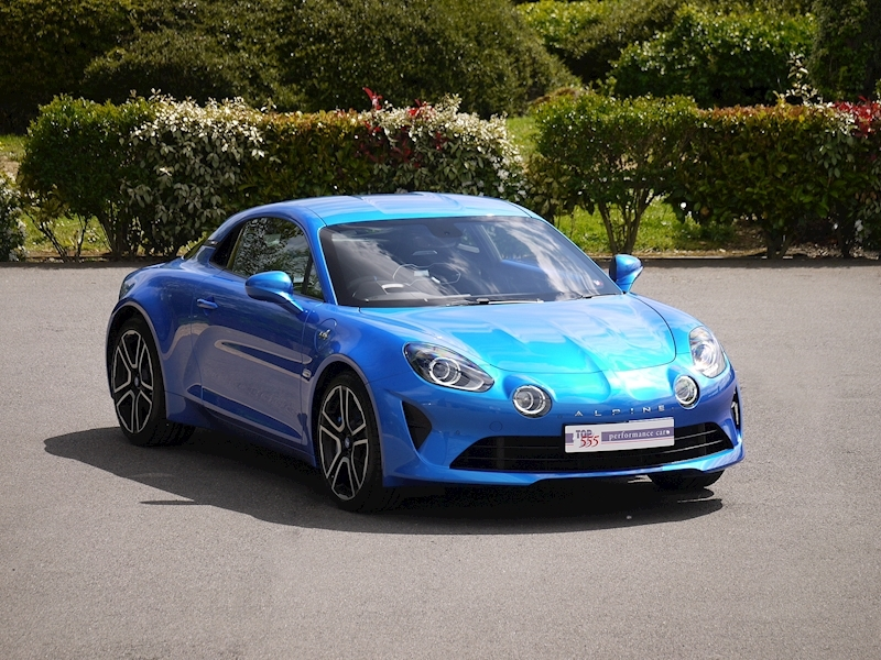 Alpine A110 Premiere Edition - No 1464 of 1955 - Large 0