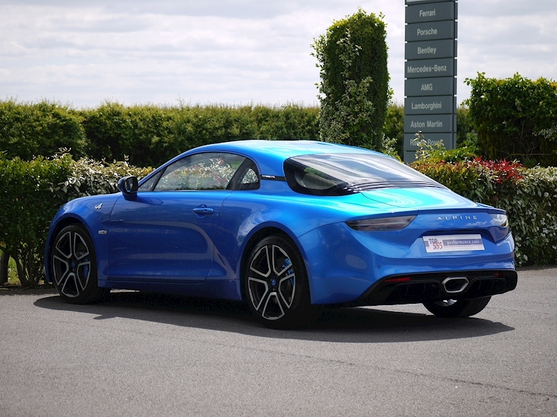 Alpine A110 Premiere Edition - No 1464 of 1955 - Large 13