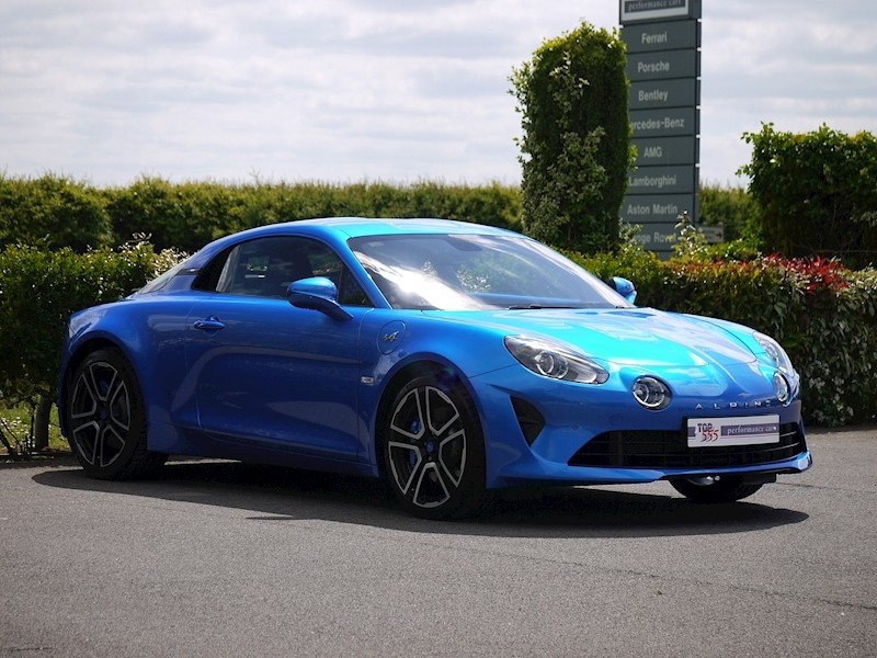 Alpine A110 Premiere Edition - No 1464 of 1955 - Large 20