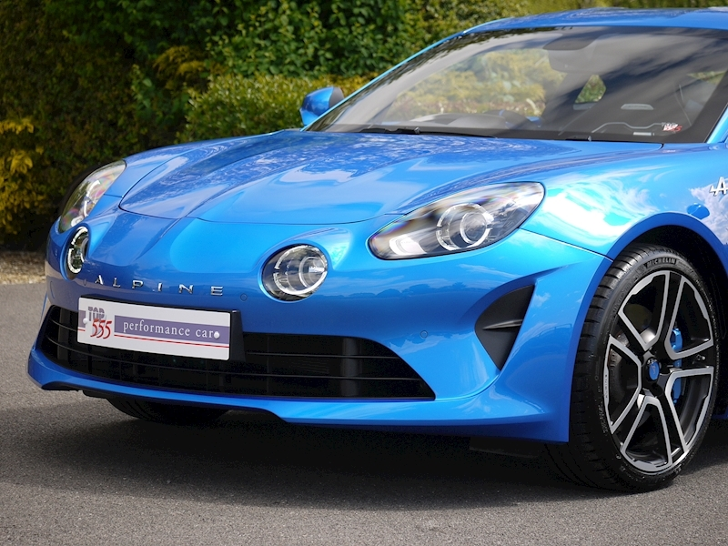 Alpine A110 Premiere Edition - No 1464 of 1955 - Large 22