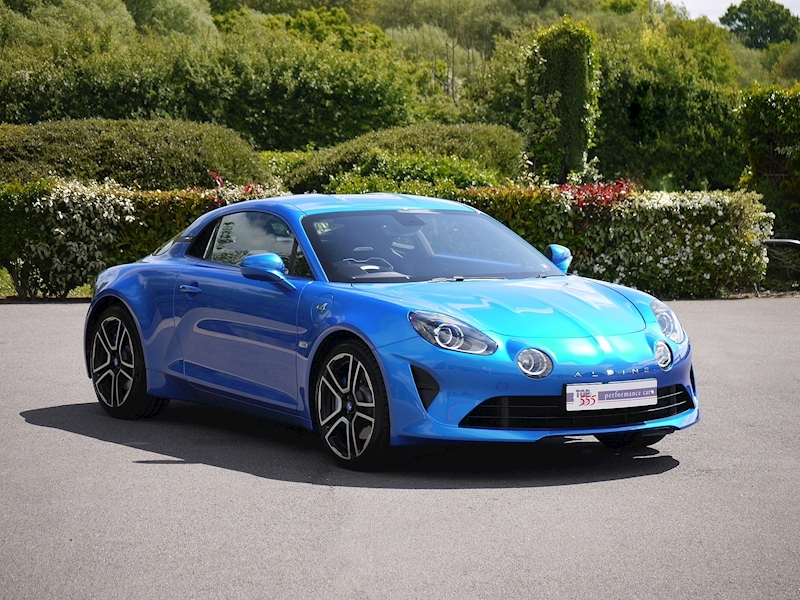 Alpine A110 Premiere Edition - No 1464 of 1955 - Large 39