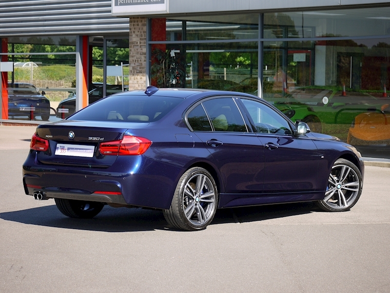 BMW 330D xDrive M Sport Saloon 3.0 - Large 21