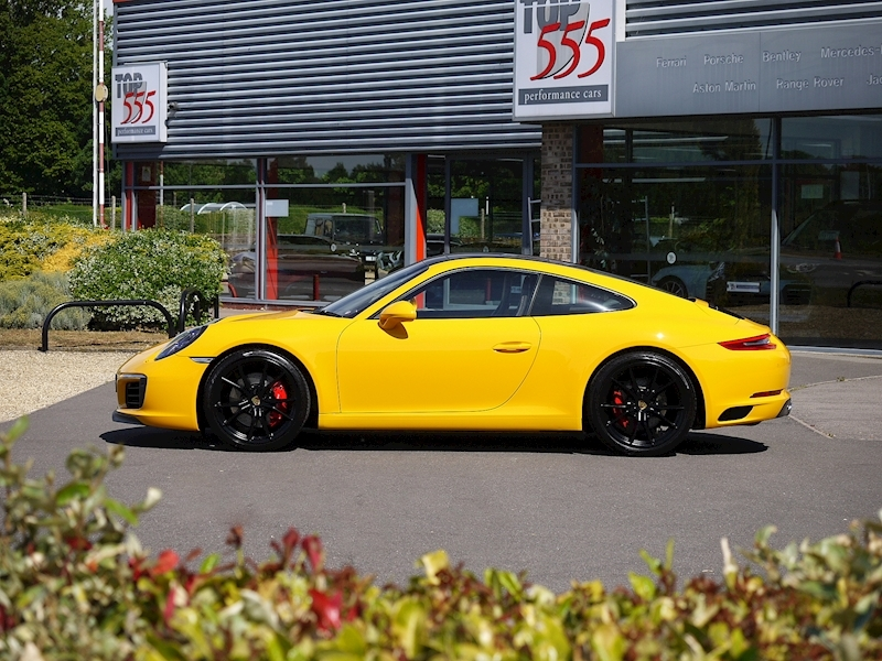 Porsche 911 (991.2) Carrera S 3.0 PDK Coupe - Large 6