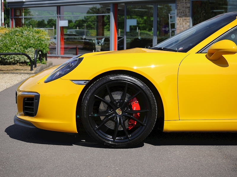 Porsche 911 (991.2) Carrera S 3.0 PDK Coupe - Large 7