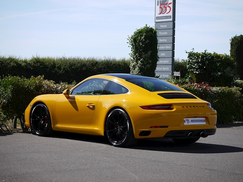Porsche 911 (991.2) Carrera S 3.0 PDK Coupe - Large 13