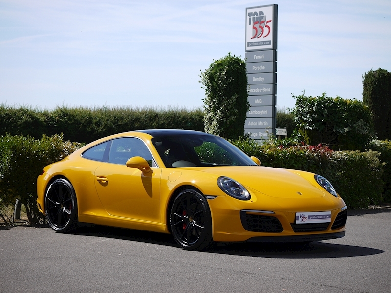 Porsche 911 (991.2) Carrera S 3.0 PDK Coupe - Large 21