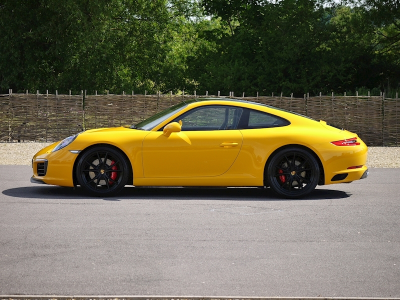Porsche 911 (991.2) Carrera S 3.0 PDK Coupe - Large 24