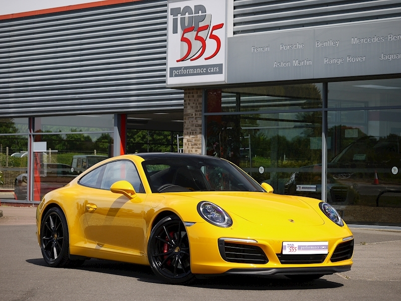 Porsche 911 (991.2) Carrera S 3.0 PDK Coupe - Large 30