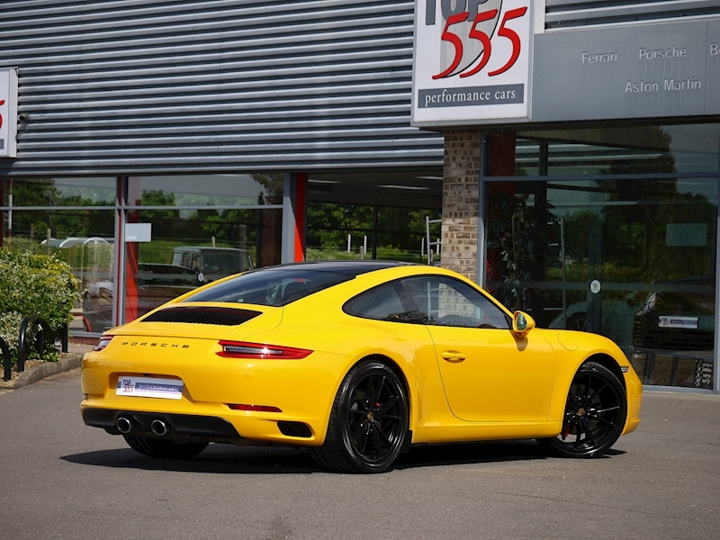 Porsche 911 (991.2) Carrera S 3.0 PDK Coupe - Large 31