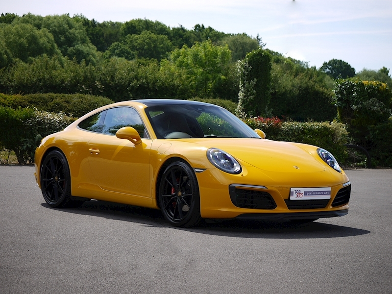 Porsche 911 (991.2) Carrera S 3.0 PDK Coupe - Large 41