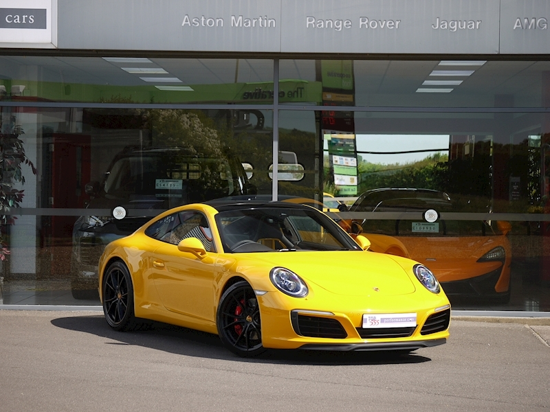 Porsche 911 (991.2) Carrera S 3.0 PDK Coupe - Large 42