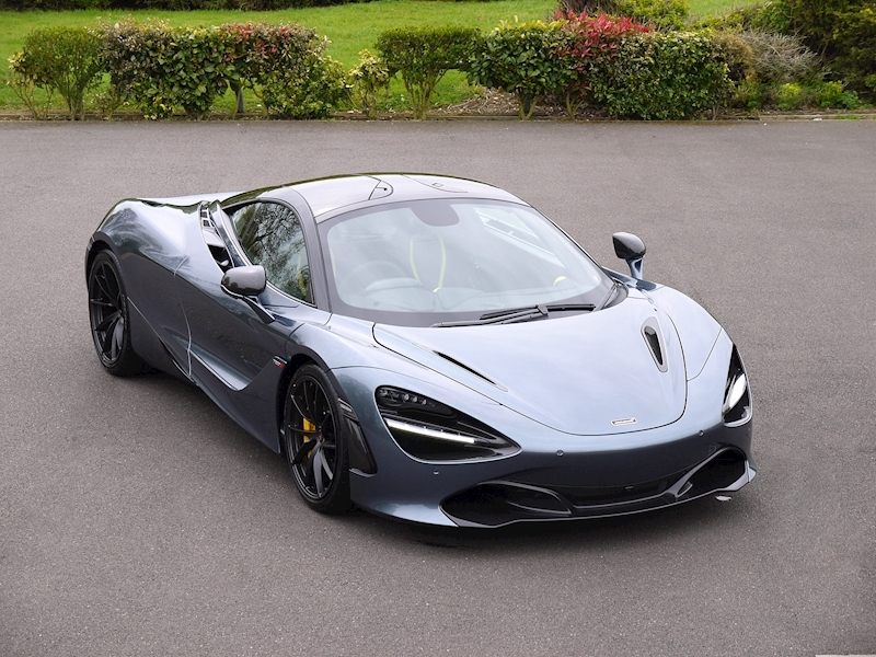 Mclaren 720S PERFORMANCE - LAUNCH EDITION - Large 1