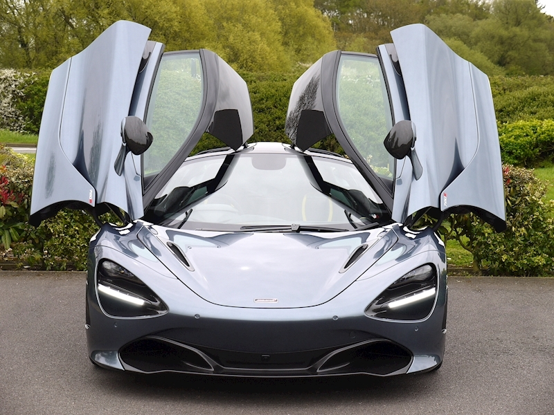 Mclaren 720S PERFORMANCE - LAUNCH EDITION - Large 21