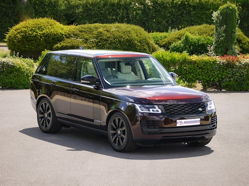 Land Rover Range Rover SDV6 3.0 Vogue - Black Pack Exterior Styling - Large 1